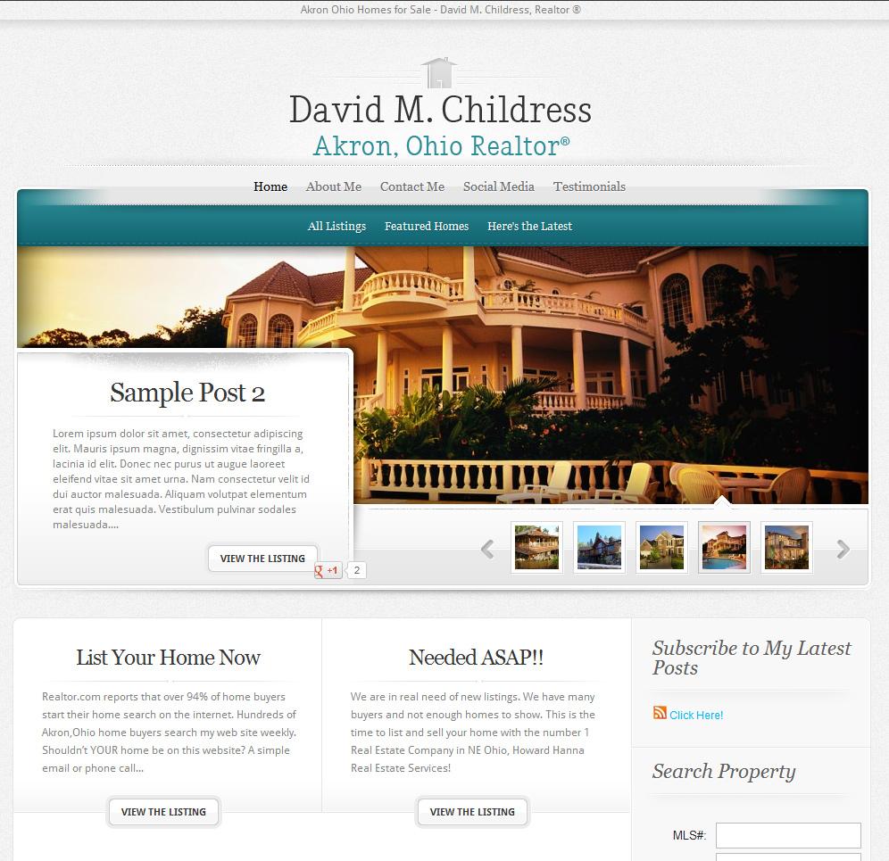 dlb web media website design akron ohio