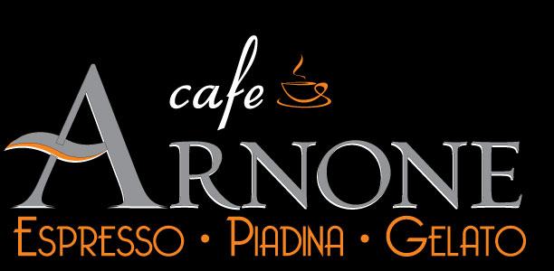 Arnone Café – Print Design