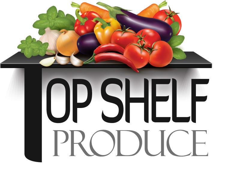 Top Shelf Produce – Print Design