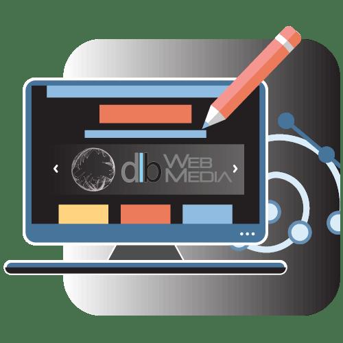 website design akron ohio dlb web media