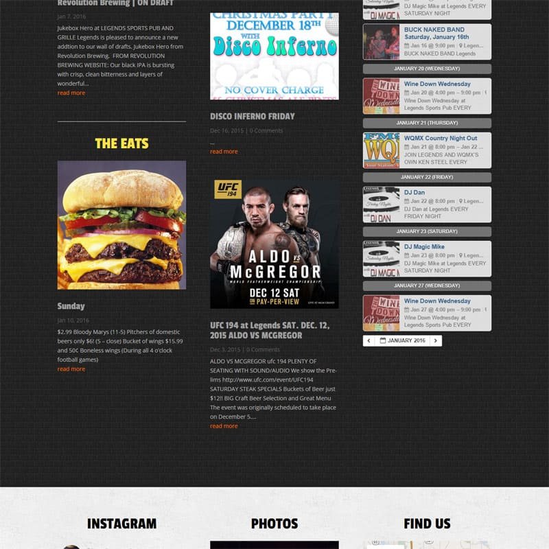 website-design-legends-sports-pub-and-grille-dlb-web-media-2