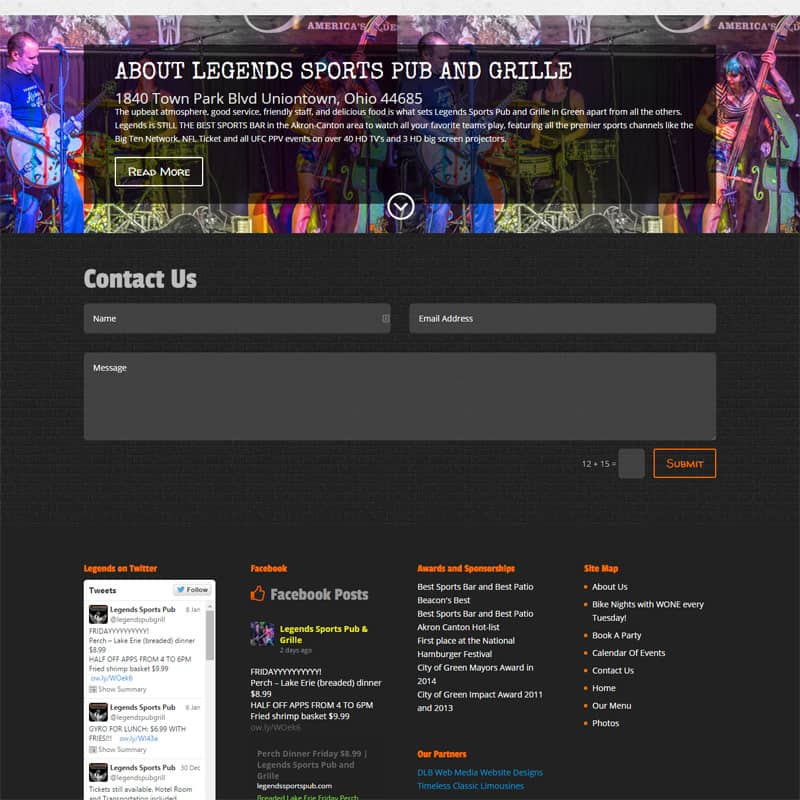 website-design-legends-sports-pub-and-grille-dlb-web-media-4
