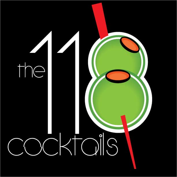 118 Cocktails – Logo