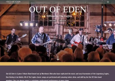 Out Of Eden – A Tribute To The Eagles