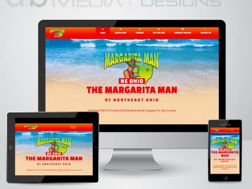 Redesign: The Margarita Man Of Northeast Ohio
